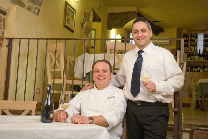 Sandro e Giuseppe, ph. Vincenzo Di Stefano